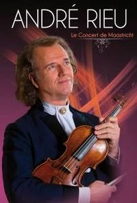 Cover André Rieu - Le concert de Maastricht [DVD]